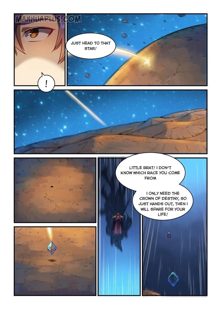 Manga Apotheosis - Chapter 567 Page 6