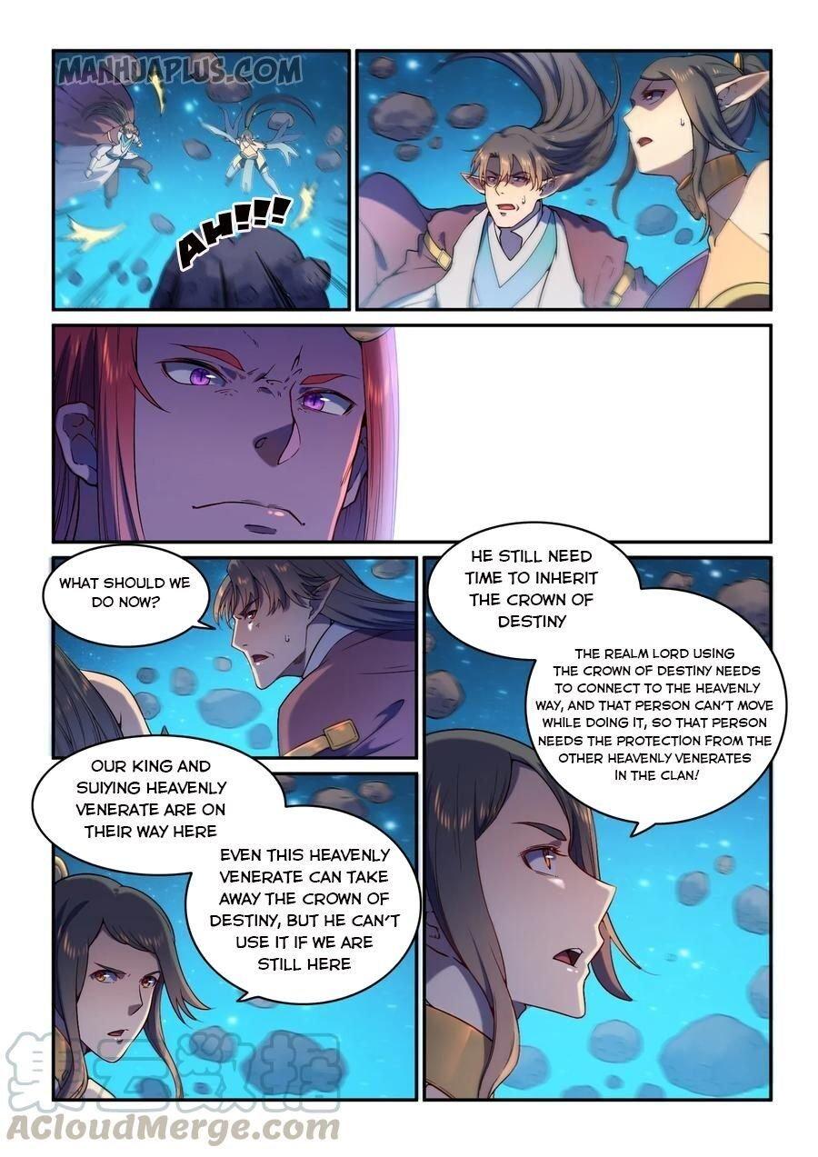 Manga Apotheosis - Chapter 567 Page 4