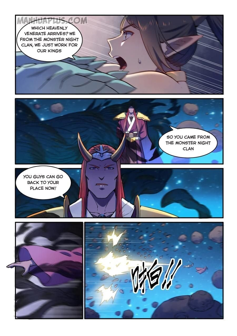Manga Apotheosis - Chapter 567 Page 3