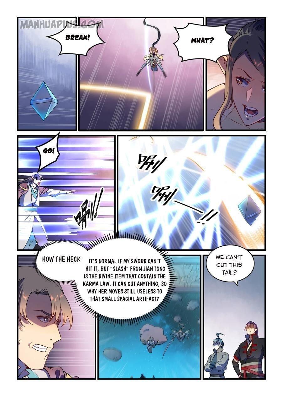 Manga Apotheosis - Chapter 567 Page 1