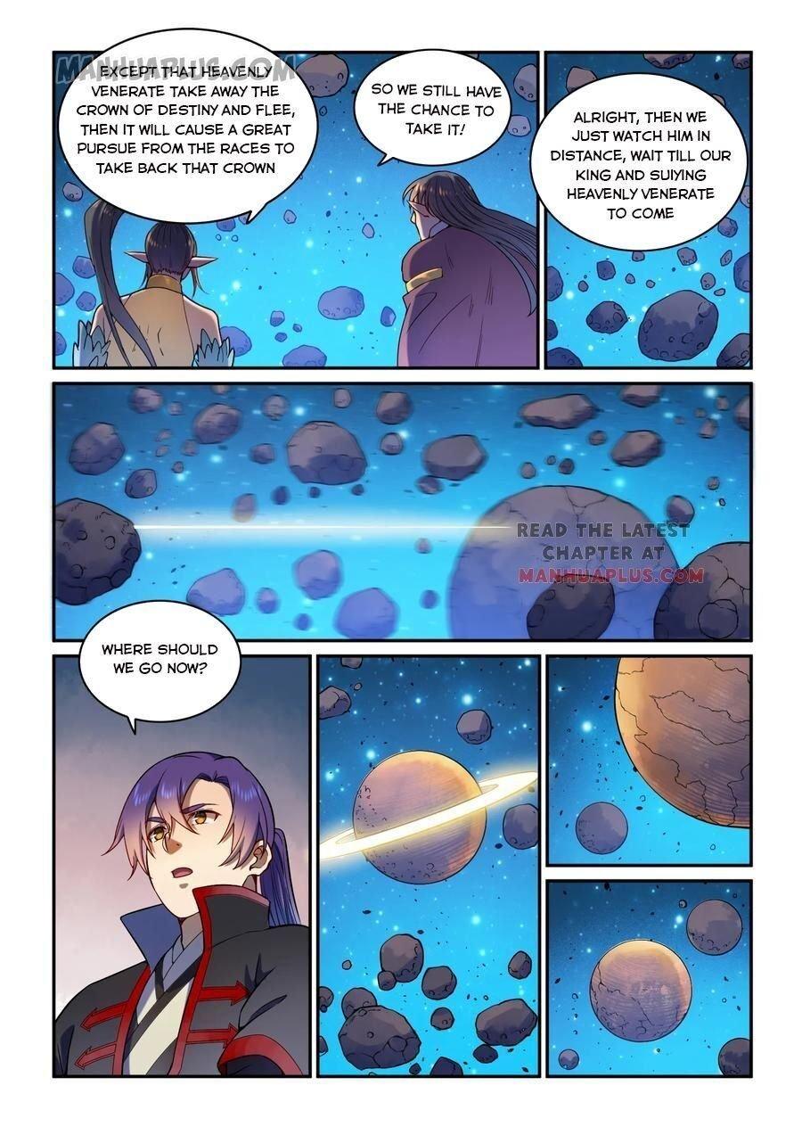 Manga Apotheosis - Chapter 567 Page 5
