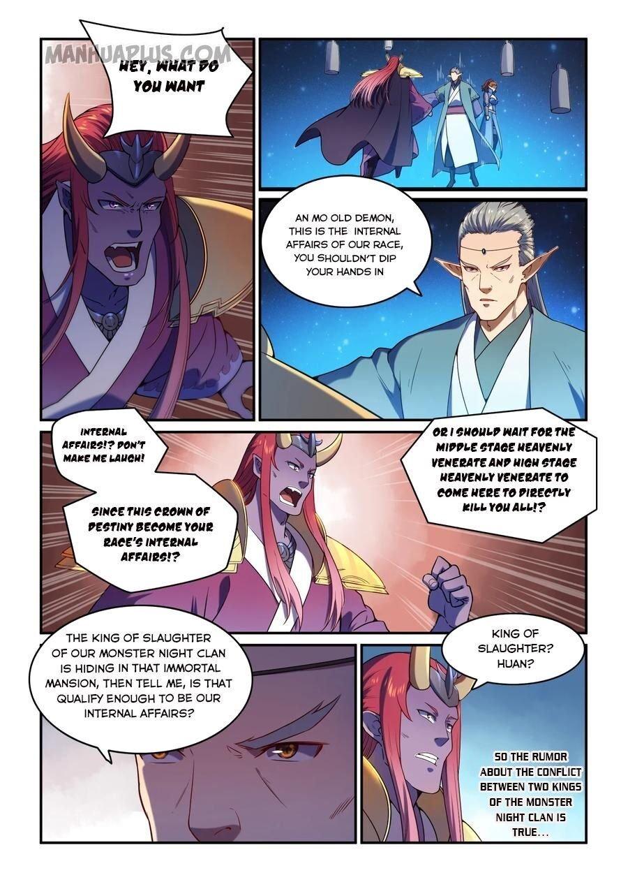 Manga Apotheosis - Chapter 567 Page 14