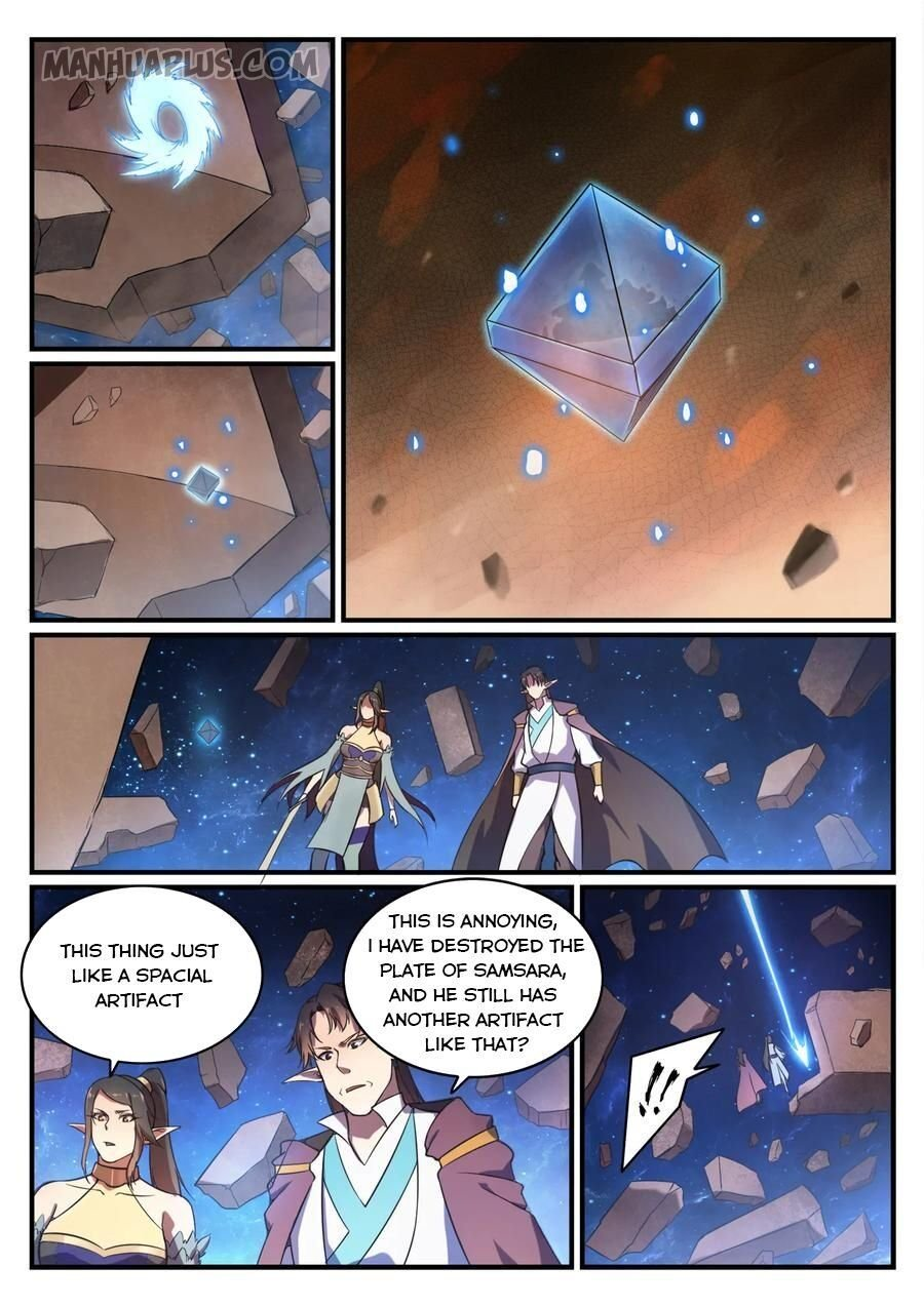 Manga Apotheosis - Chapter 566 Page 14