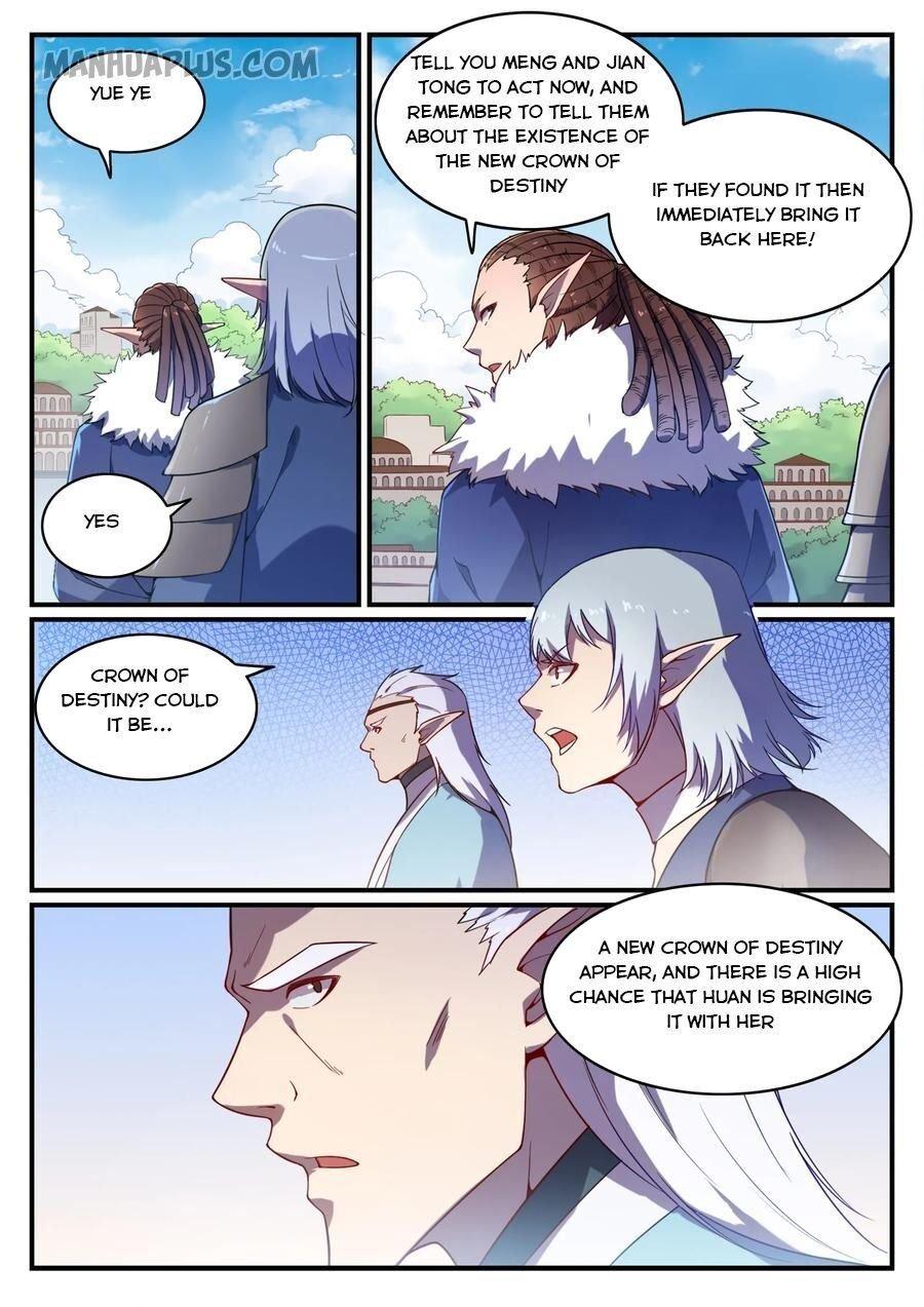 Manga Apotheosis - Chapter 566 Page 2