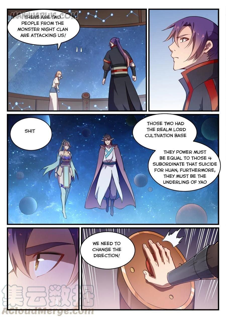 Manga Apotheosis - Chapter 566 Page 8