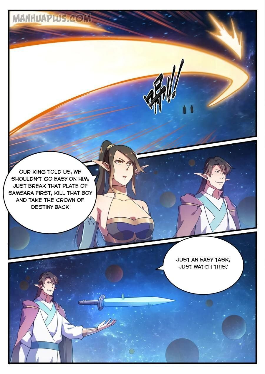 Manga Apotheosis - Chapter 566 Page 9
