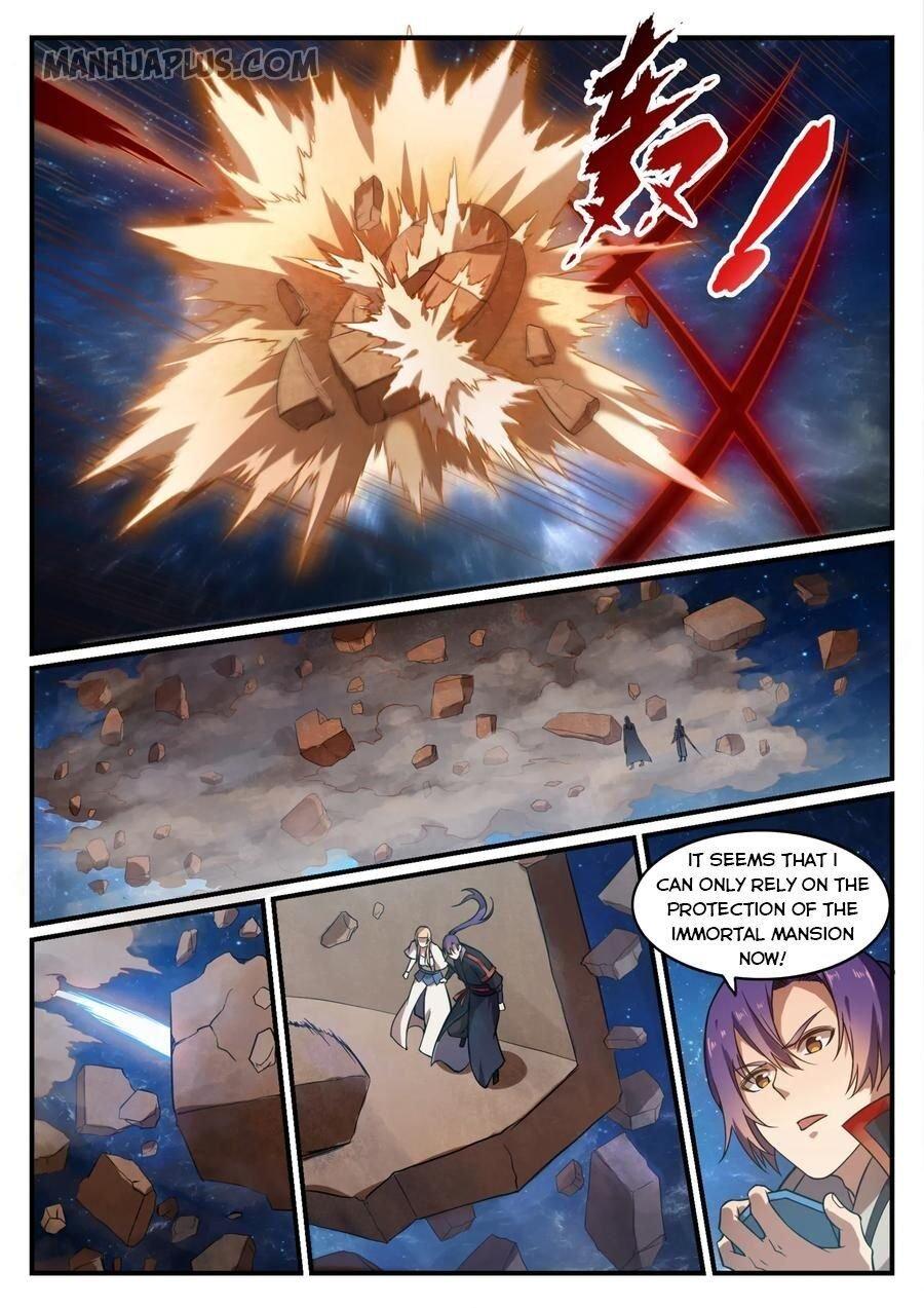 Manga Apotheosis - Chapter 566 Page 13