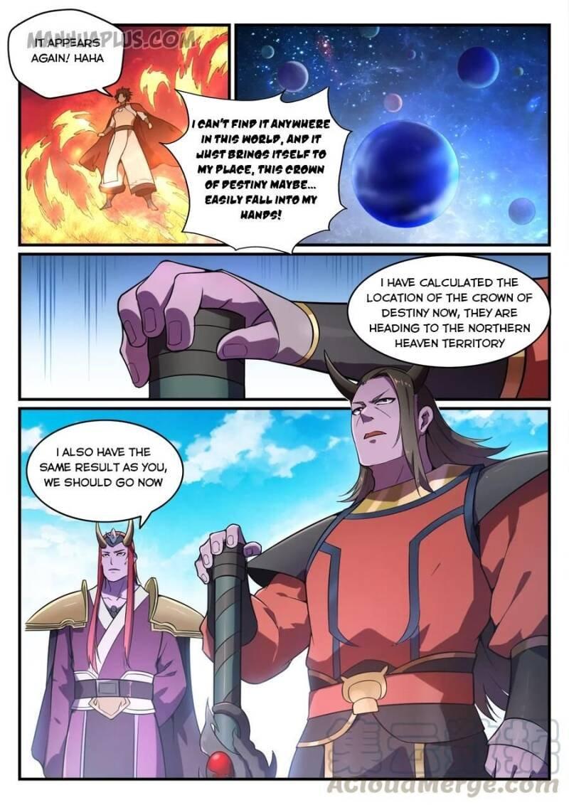 Manga Apotheosis - Chapter 566 Page 4