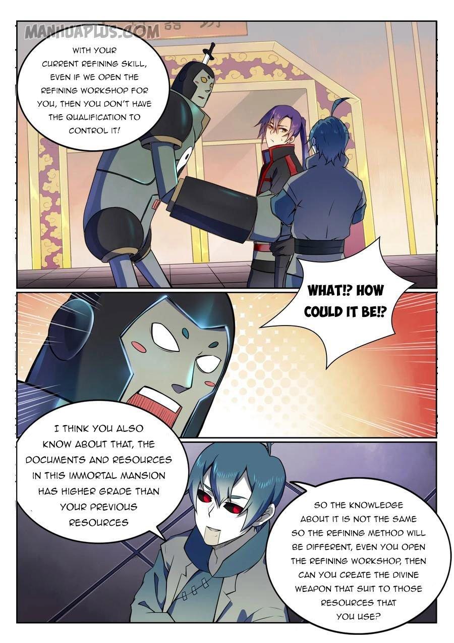 Manga Apotheosis - Chapter 565 Page 1