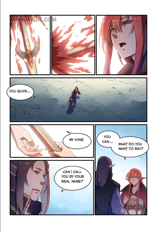 Manga Apotheosis - Chapter 563 Page 7