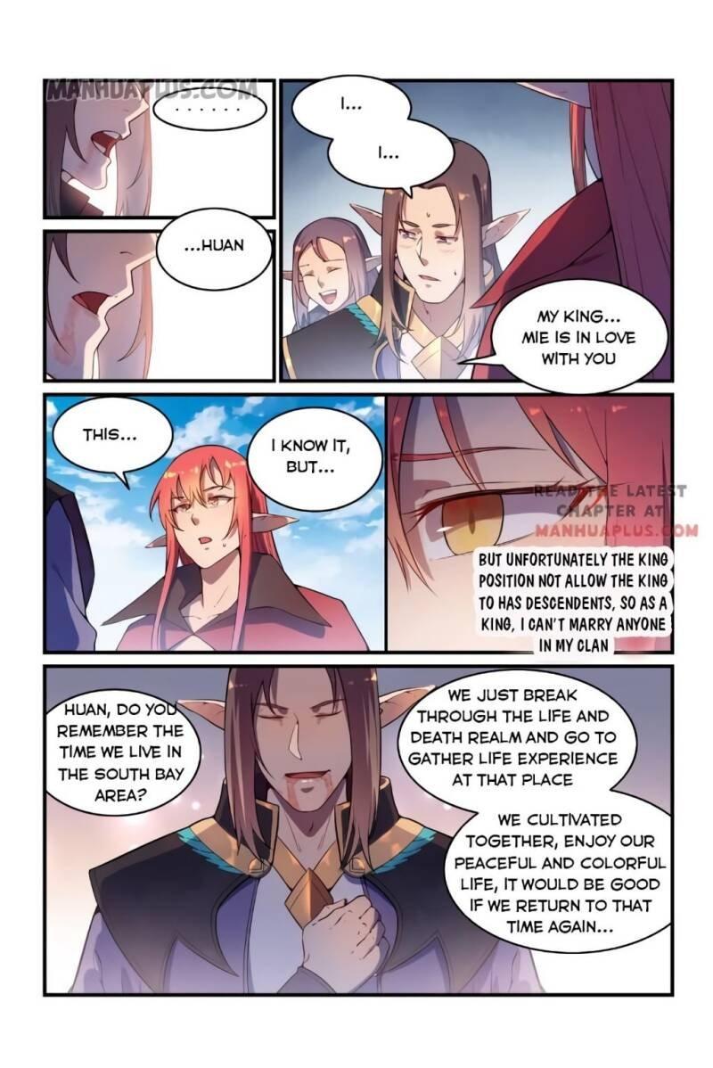 Manga Apotheosis - Chapter 563 Page 8