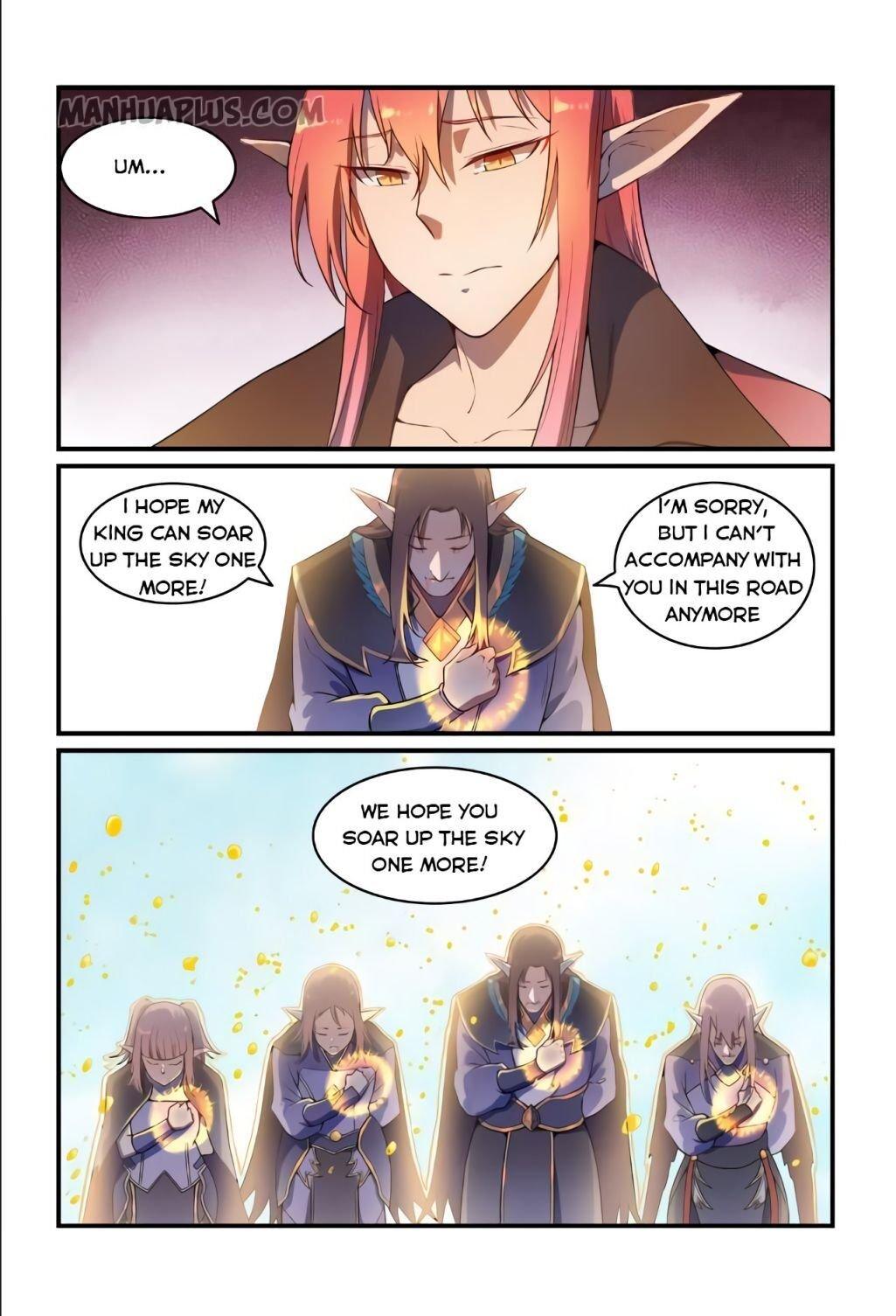 Manga Apotheosis - Chapter 563 Page 9