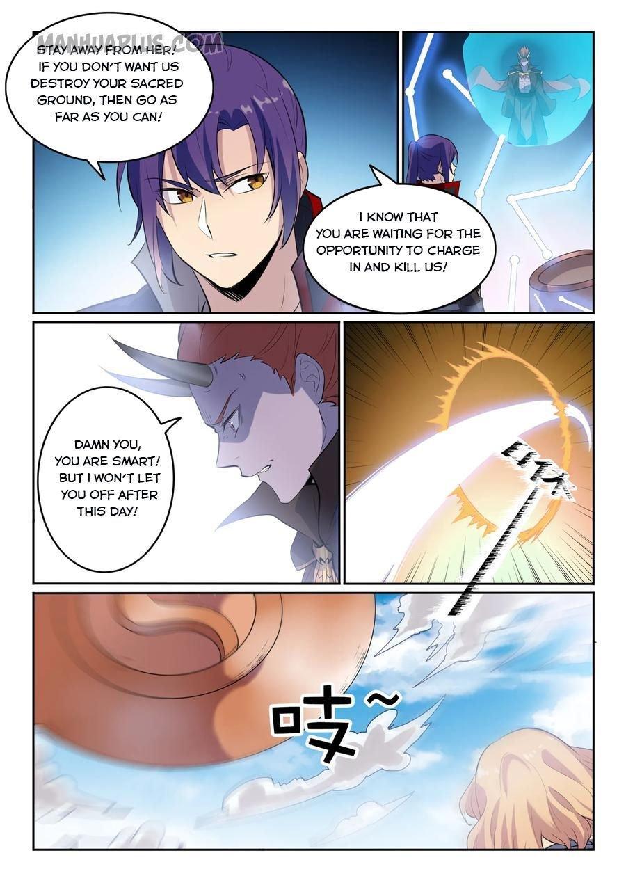 Manga Apotheosis - Chapter 561 Page 9