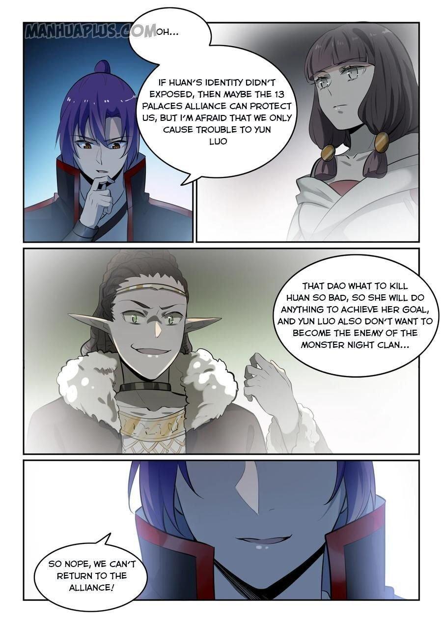 Manga Apotheosis - Chapter 561 Page 12