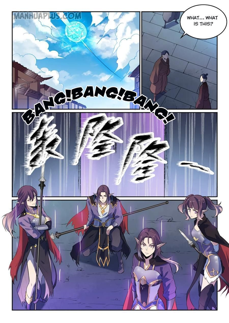 Manga Apotheosis - Chapter 561 Page 14