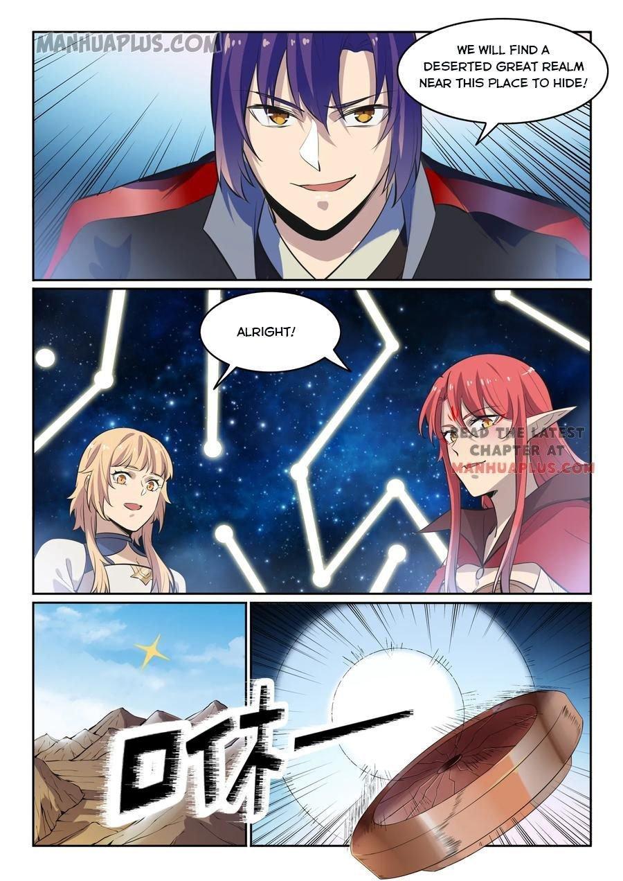 Manga Apotheosis - Chapter 561 Page 13