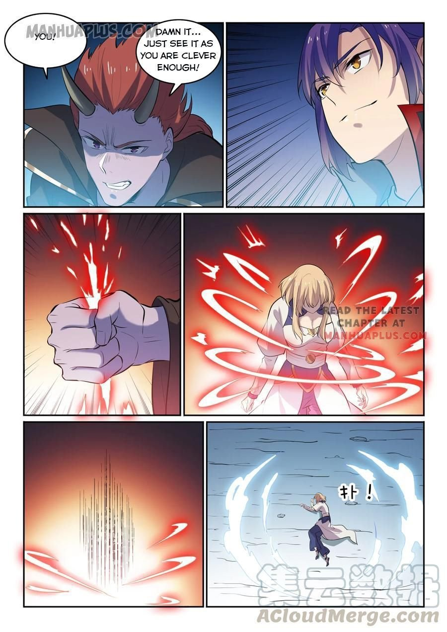 Manga Apotheosis - Chapter 561 Page 7