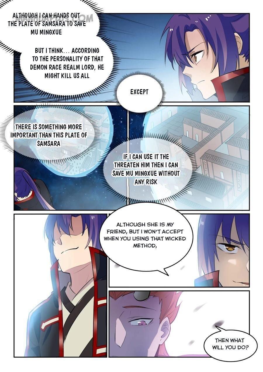 Manga Apotheosis - Chapter 561 Page 2