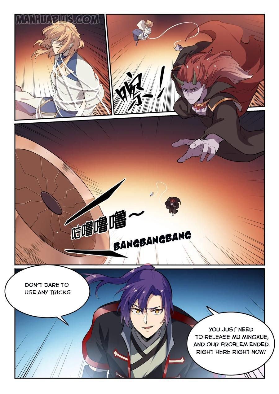 Manga Apotheosis - Chapter 561 Page 6