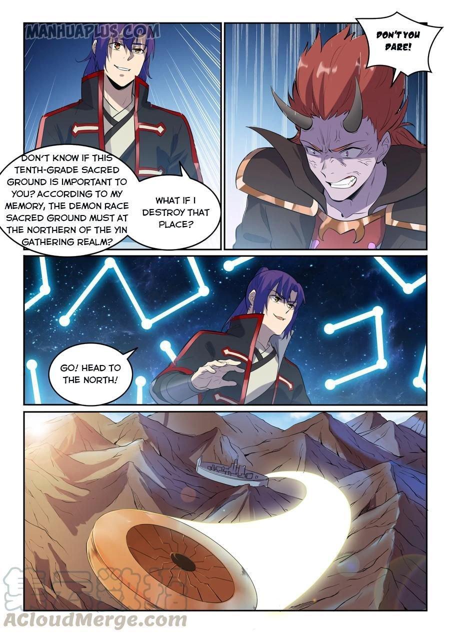 Manga Apotheosis - Chapter 561 Page 3