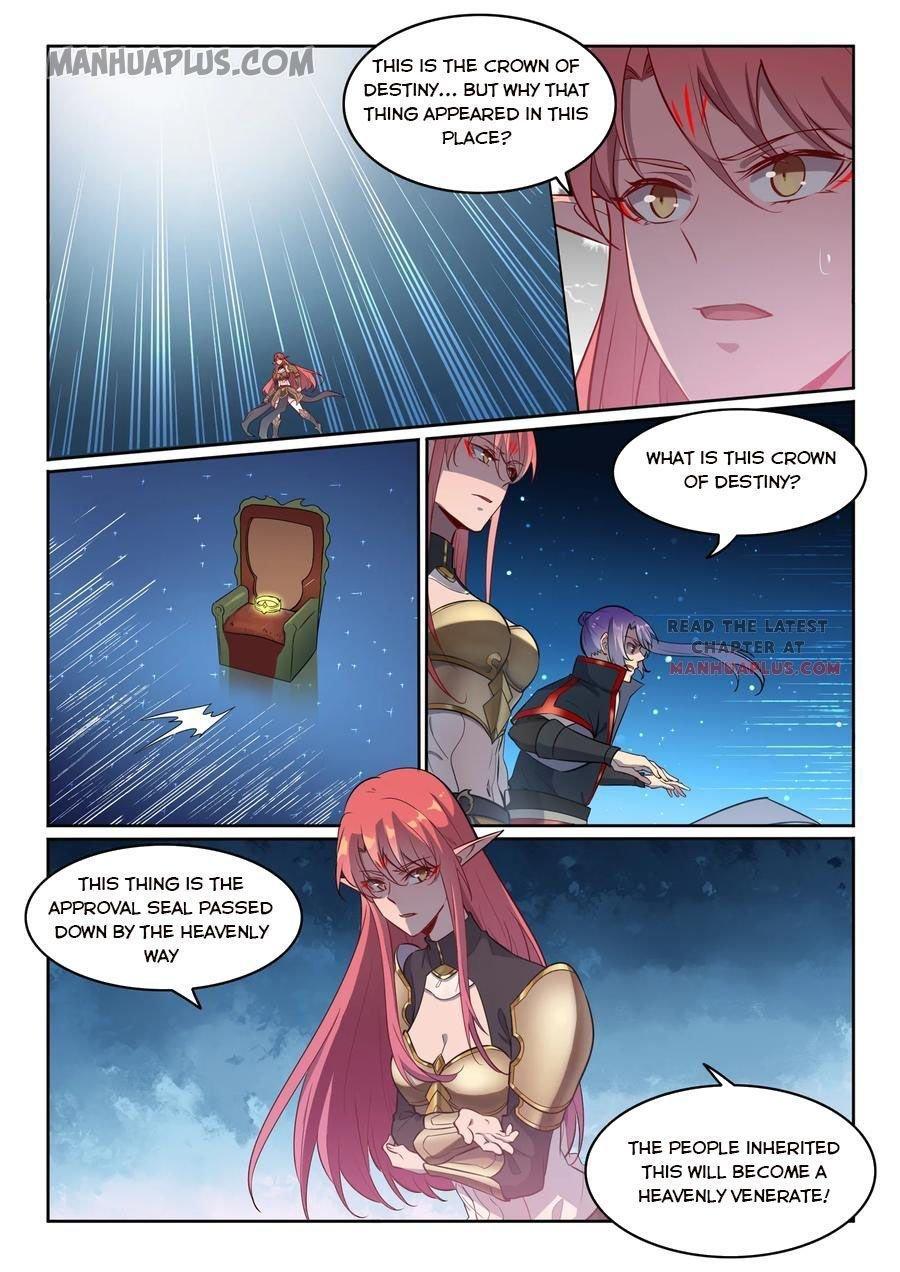 Manga Apotheosis - Chapter 560 Page 1
