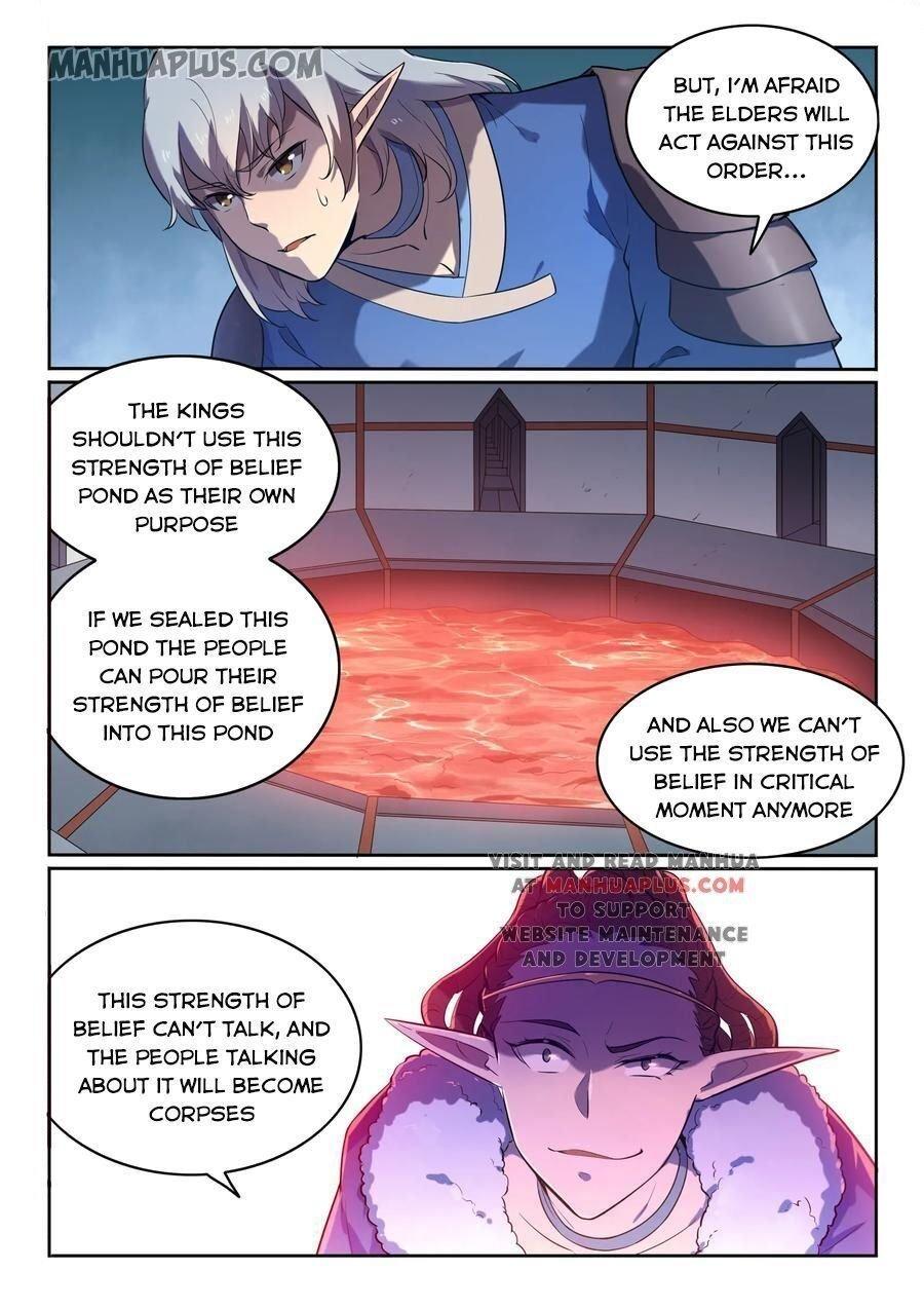 Manga Apotheosis - Chapter 559 Page 1