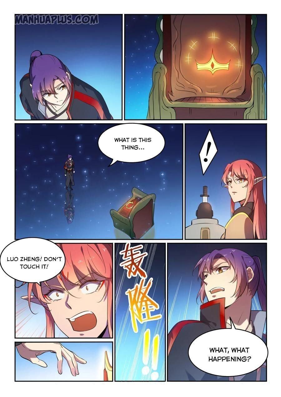 Manga Apotheosis - Chapter 559 Page 15