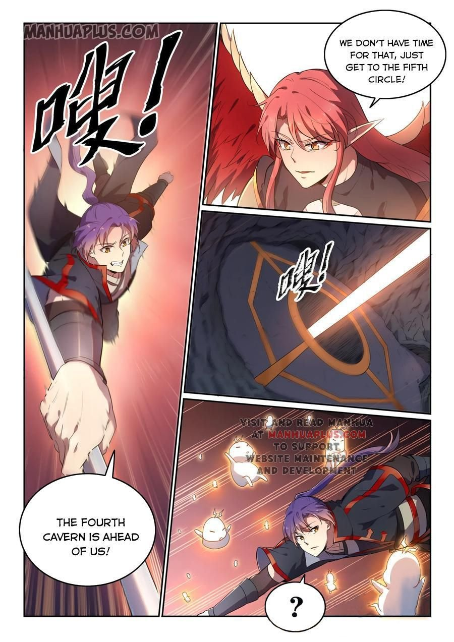 Manga Apotheosis - Chapter 559 Page 4