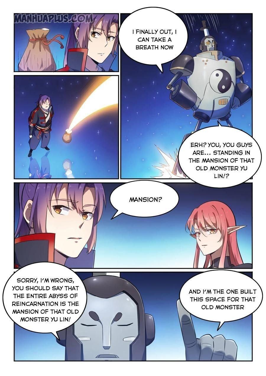 Manga Apotheosis - Chapter 559 Page 11
