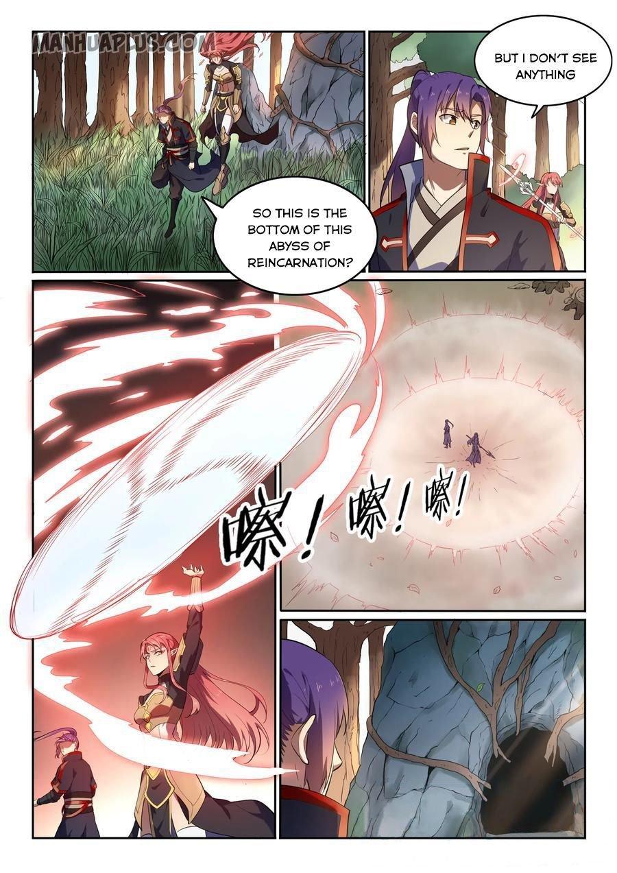 Manga Apotheosis - Chapter 559 Page 8