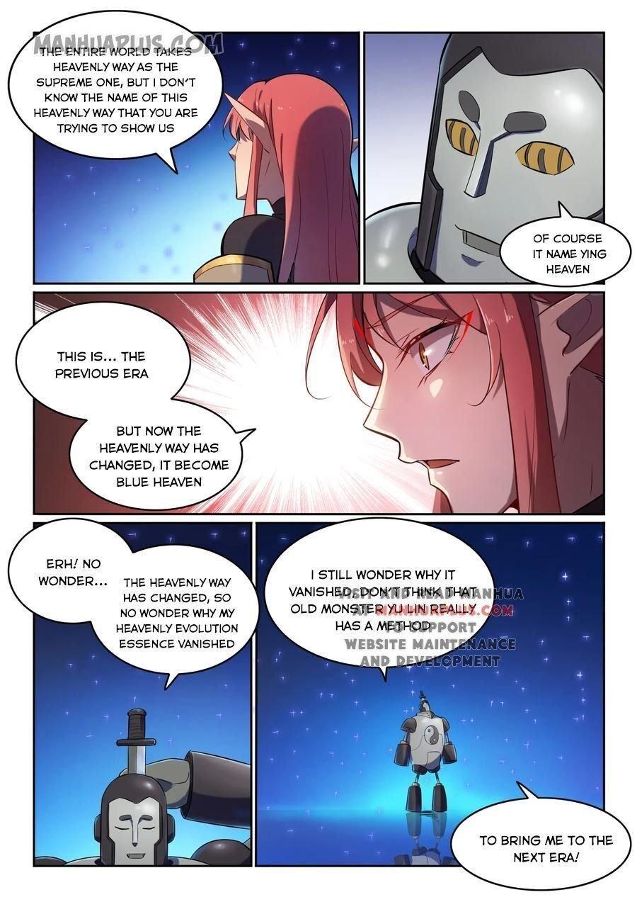 Manga Apotheosis - Chapter 559 Page 13