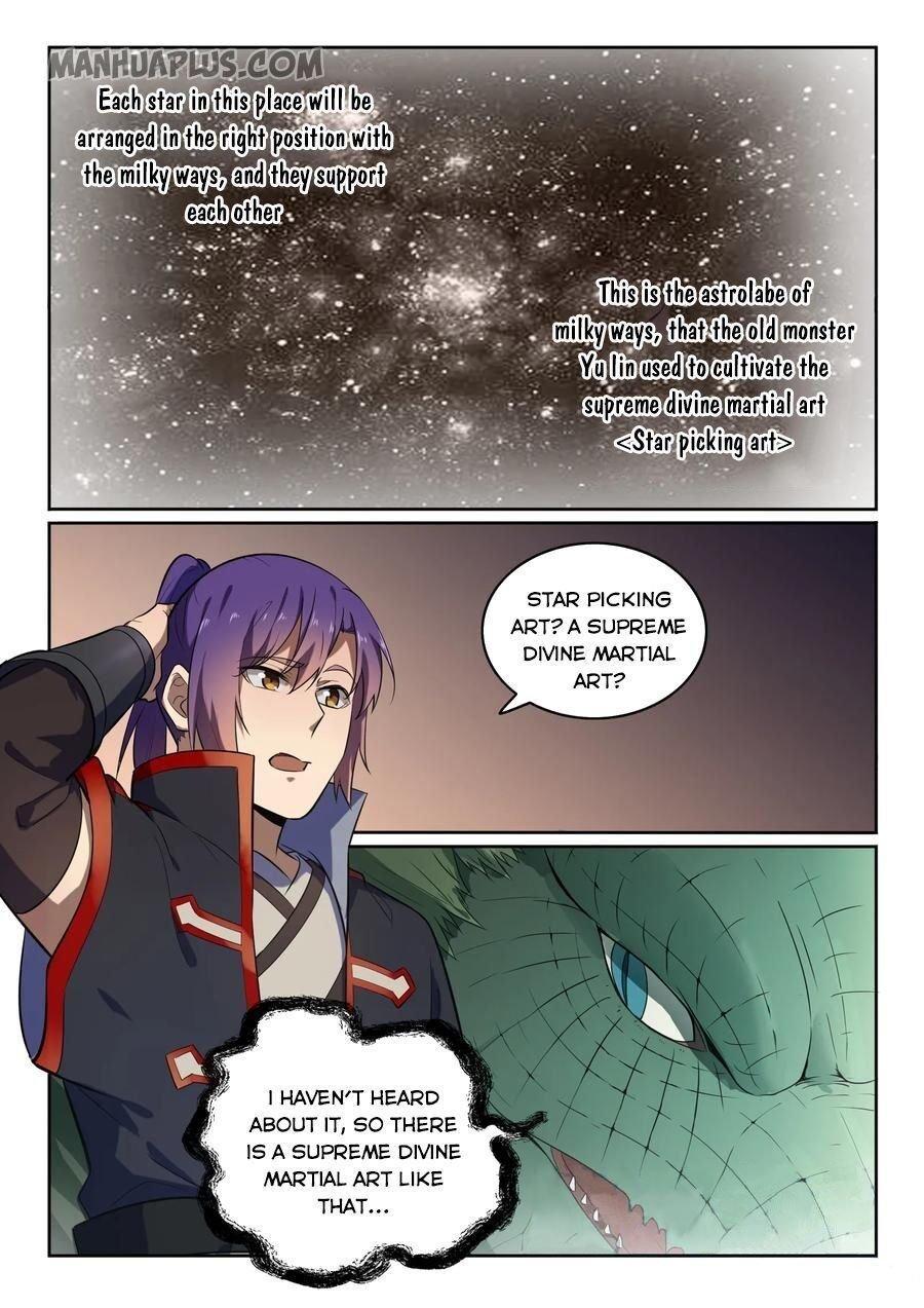 Manga Apotheosis - Chapter 559 Page 12