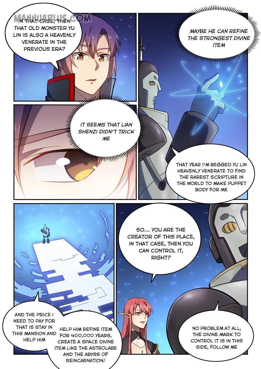 Manga Apotheosis - Chapter 559 Page 14