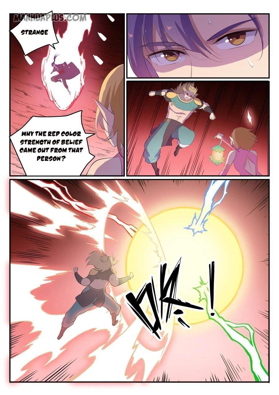 Manga Apotheosis - Chapter 557 Page 14