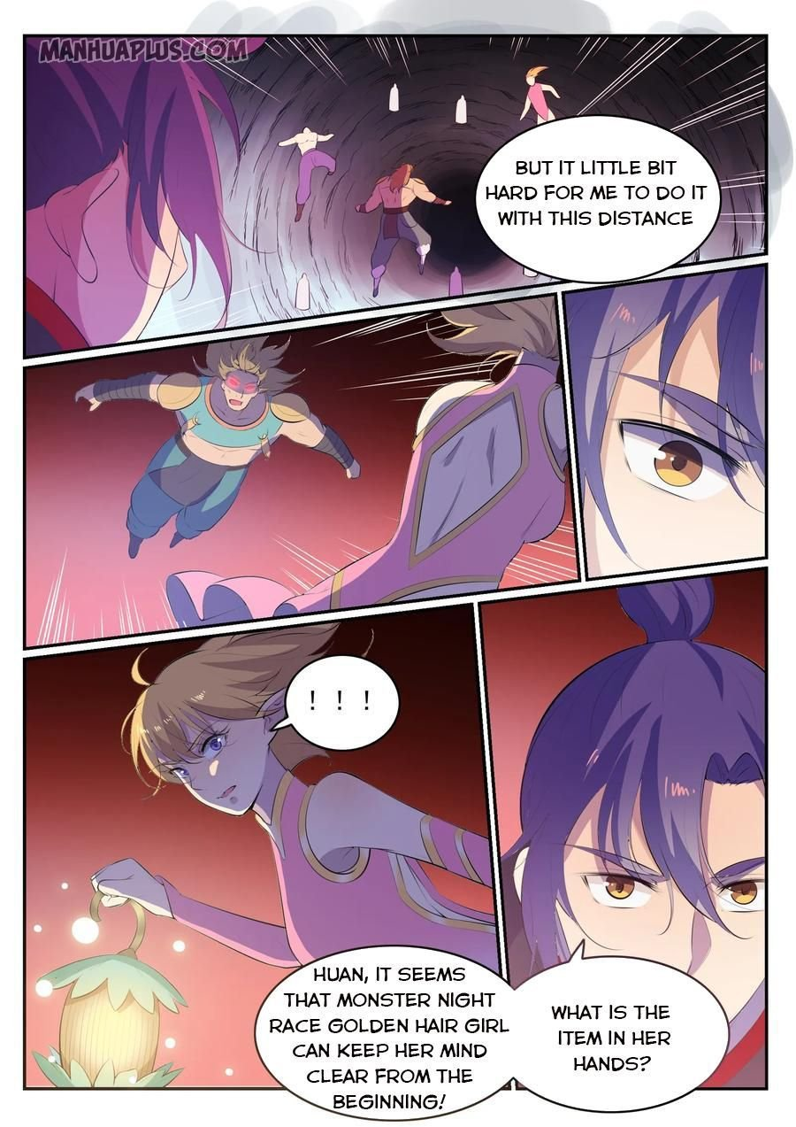 Manga Apotheosis - Chapter 557 Page 9