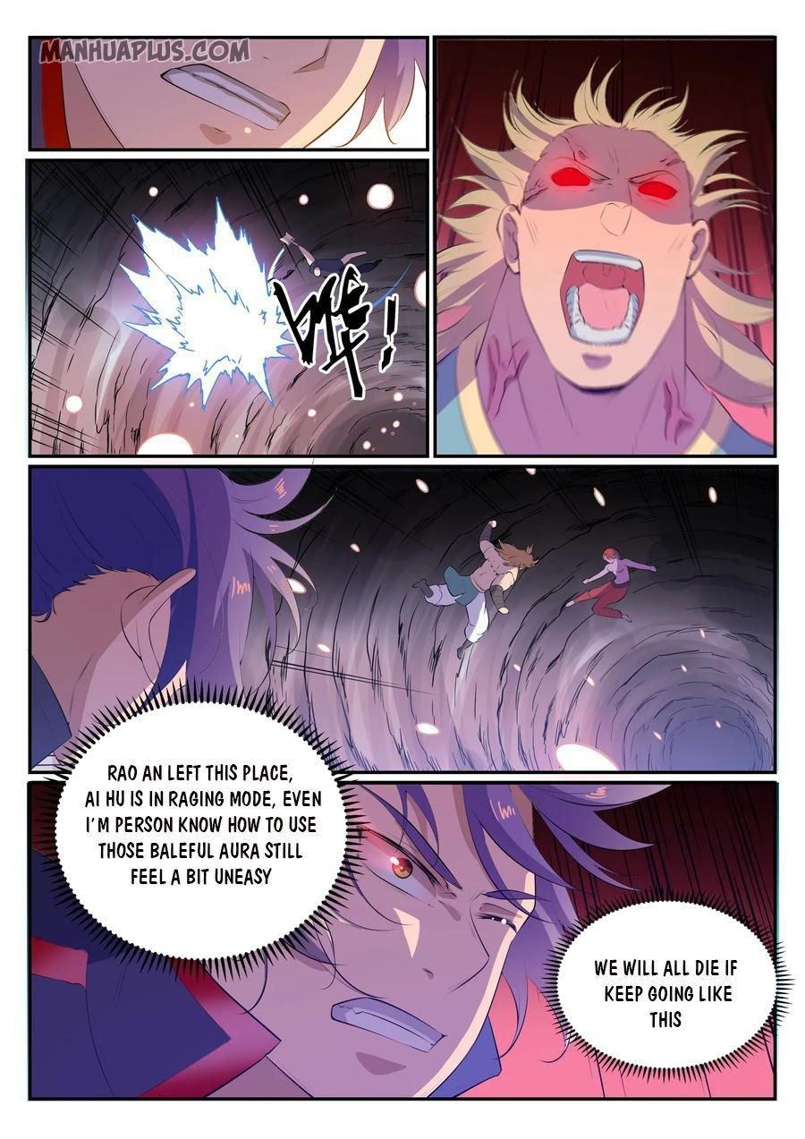 Manga Apotheosis - Chapter 557 Page 3
