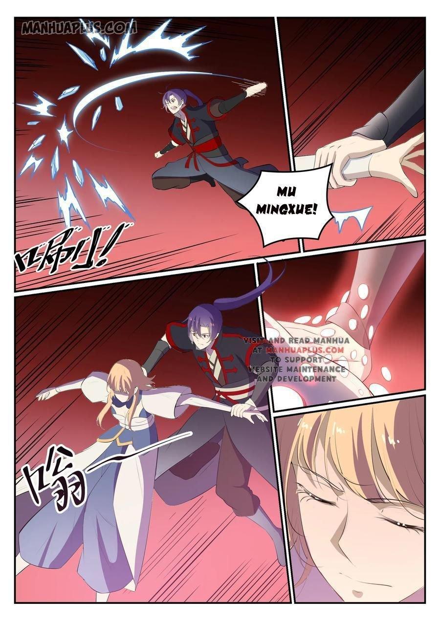 Manga Apotheosis - Chapter 557 Page 7