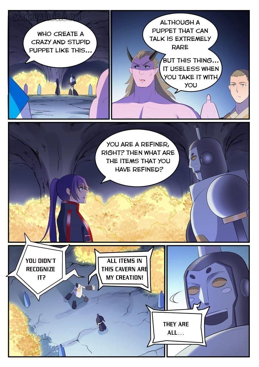 Manga Apotheosis - Chapter 556 Page 5