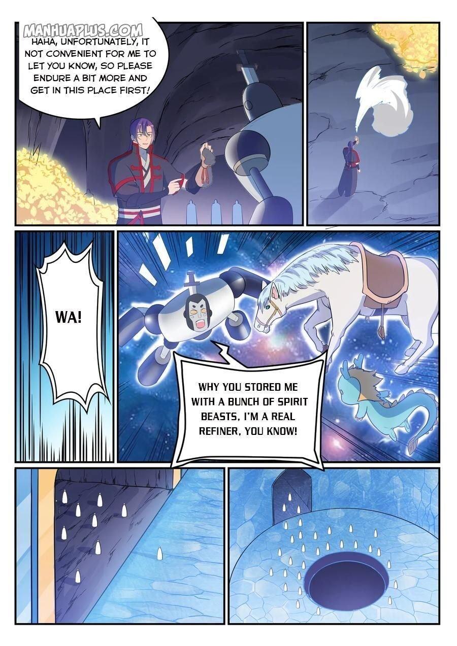 Manga Apotheosis - Chapter 556 Page 11