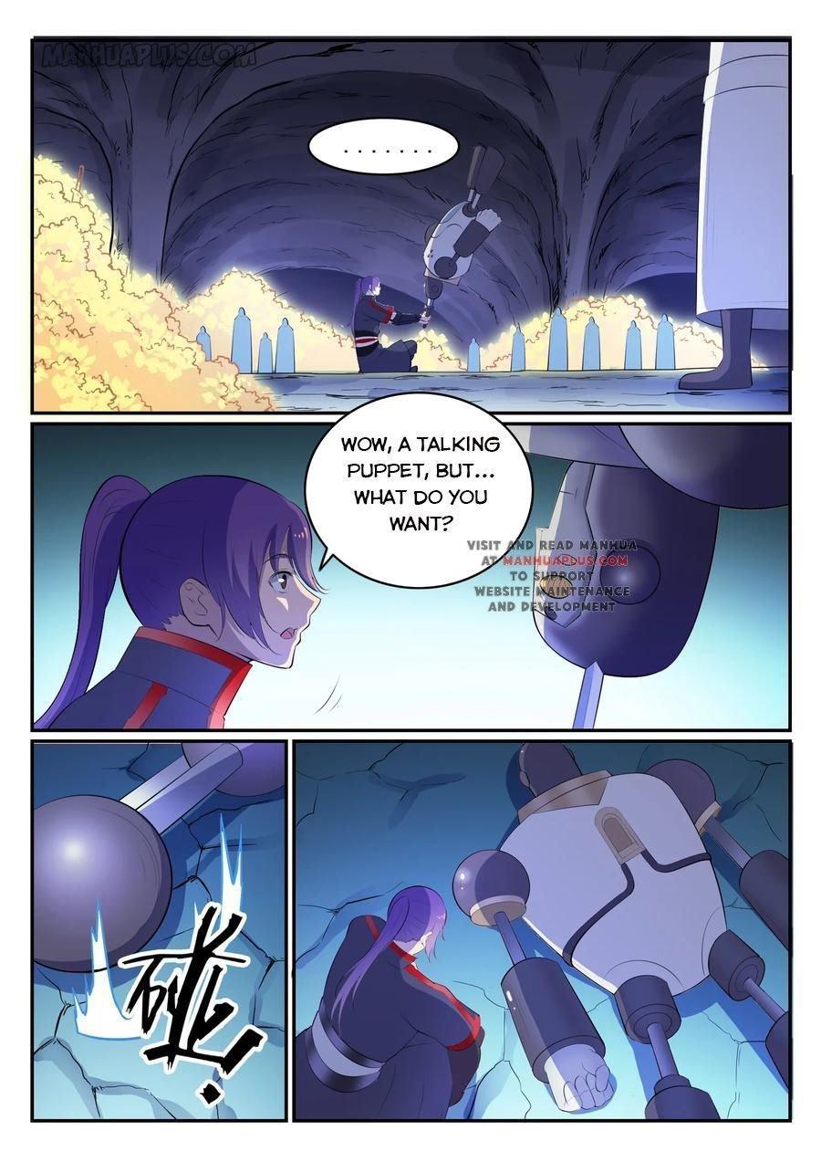 Manga Apotheosis - Chapter 556 Page 1