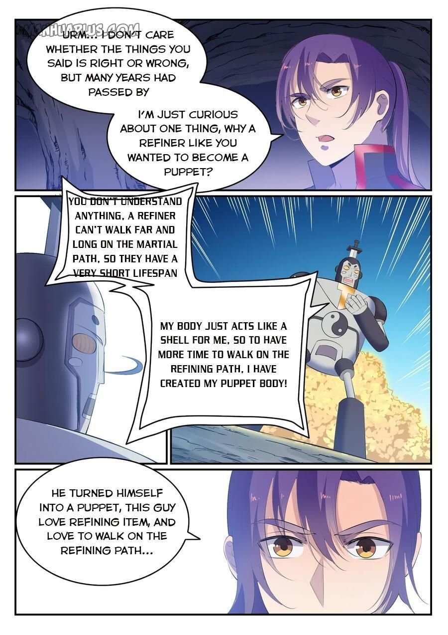 Manga Apotheosis - Chapter 556 Page 9