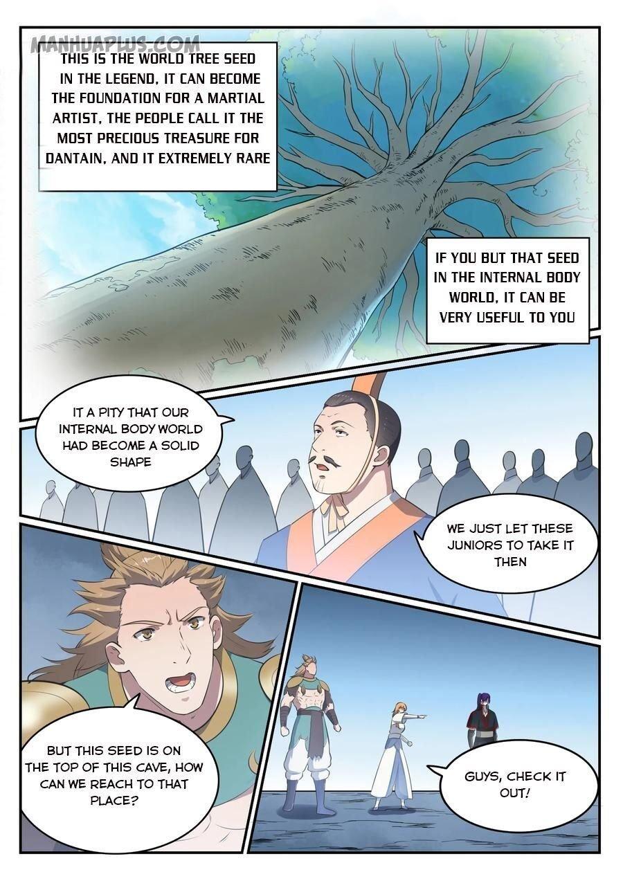 Manga Apotheosis - Chapter 553 Page 1
