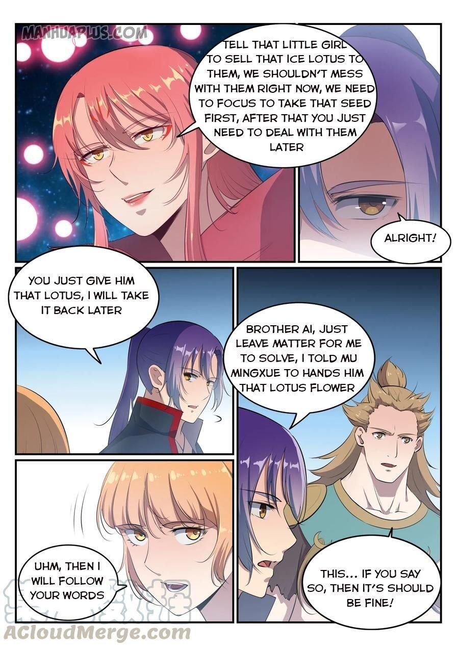 Manga Apotheosis - Chapter 553 Page 12