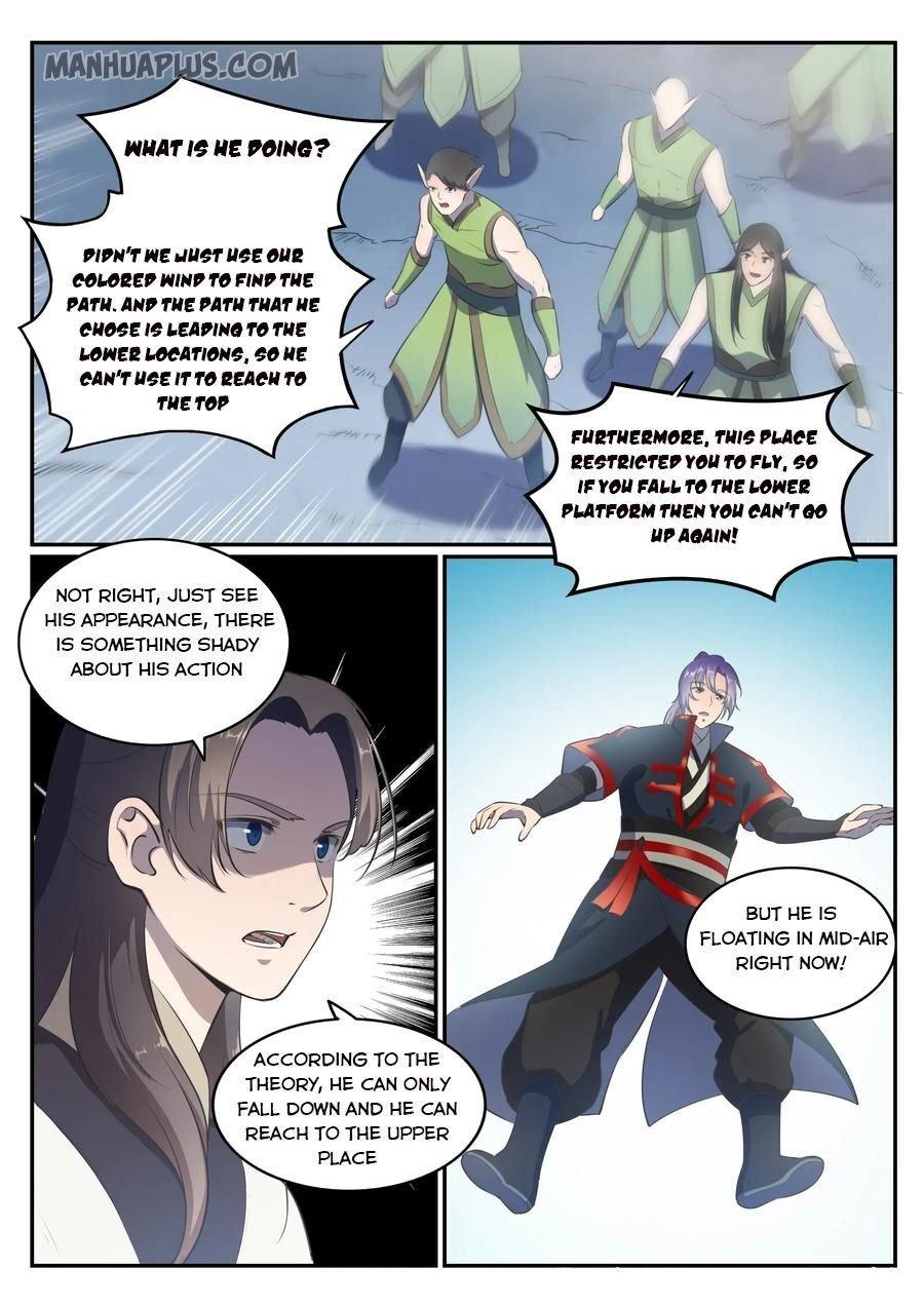 Manga Apotheosis - Chapter 553 Page 15