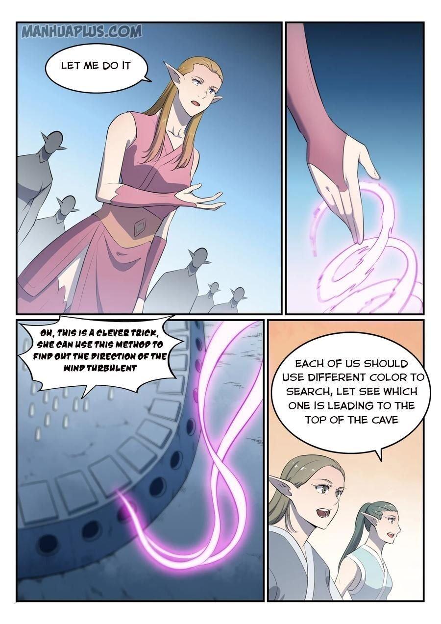Manga Apotheosis - Chapter 553 Page 6