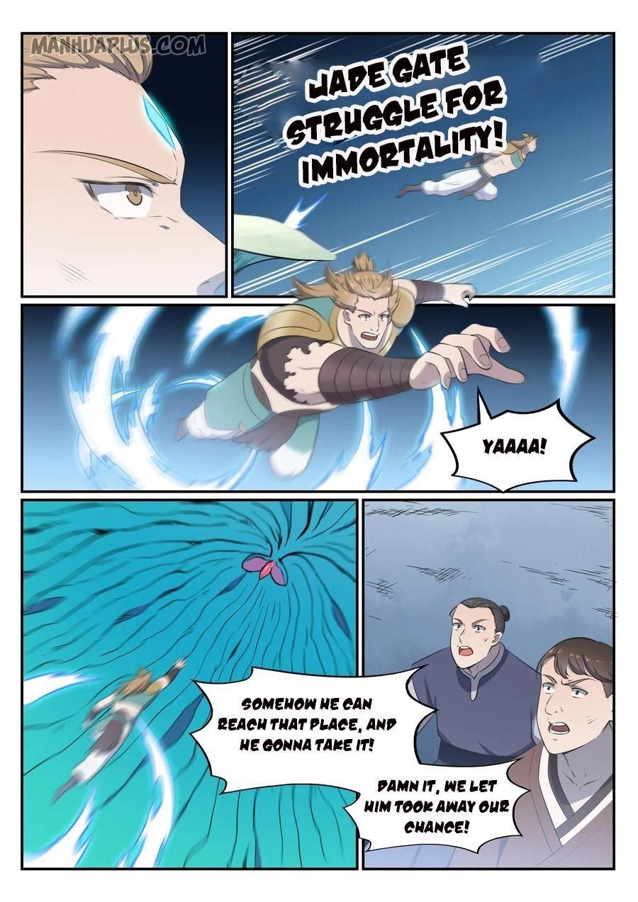 Manga Apotheosis - Chapter 553 Page 3