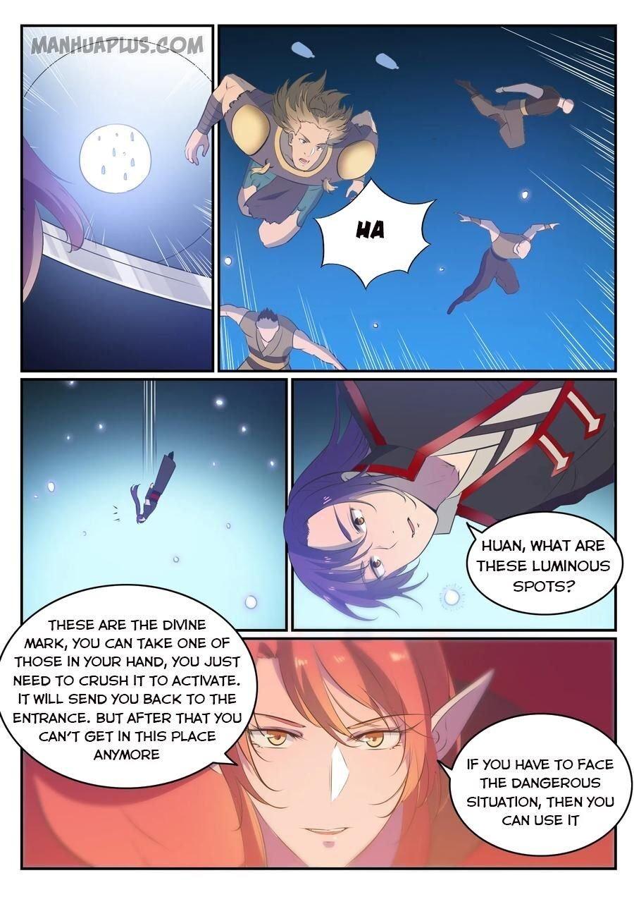 Manga Apotheosis - Chapter 552 Page 9