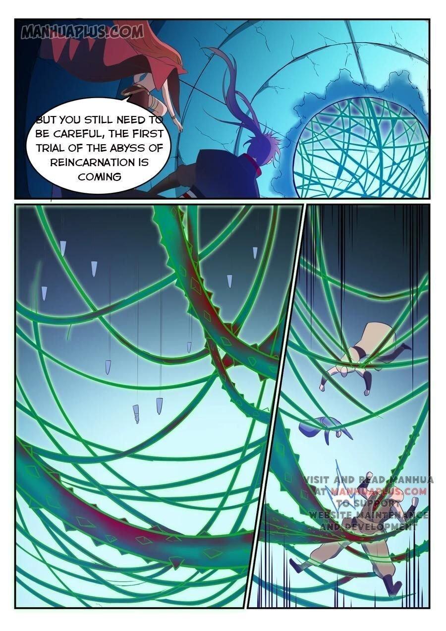 Manga Apotheosis - Chapter 552 Page 2