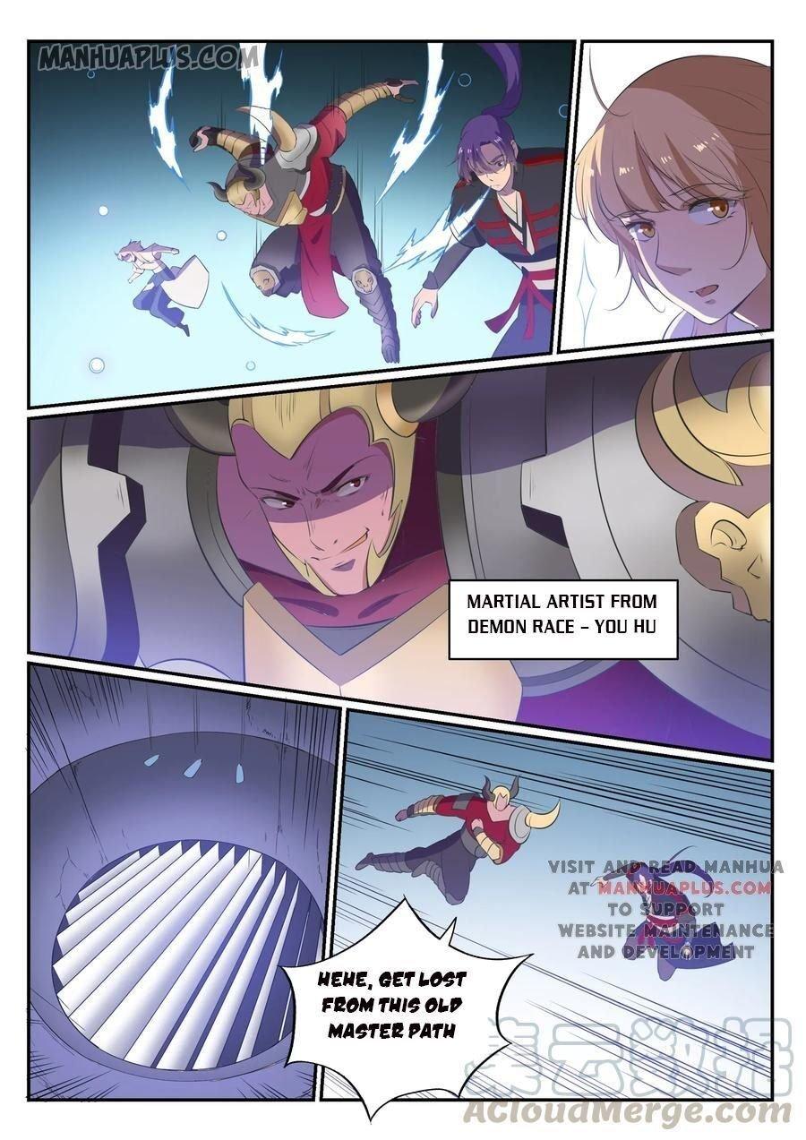 Manga Apotheosis - Chapter 552 Page 11