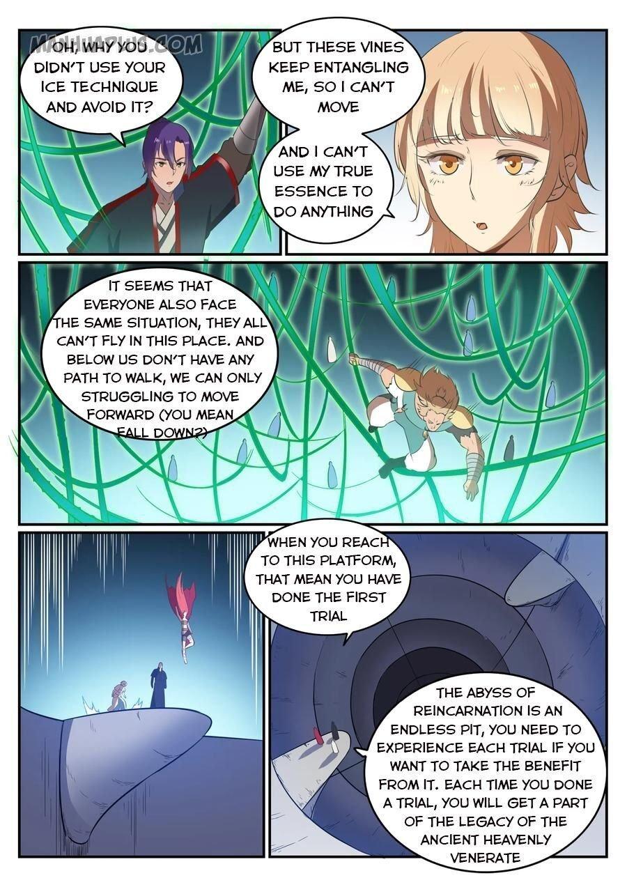 Manga Apotheosis - Chapter 552 Page 6